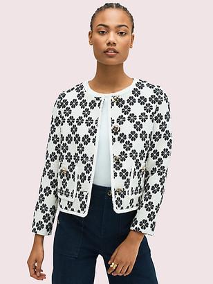 Kate Spade Spade Tweed Jacket