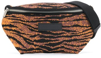 Kenzo Tiger Print Belt Bag