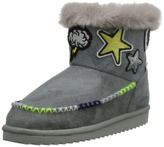 Pepe Jeans London Girls Angel Patches Snow Boots