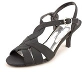 Easy Street Shoes Glamorous N/s Open Toe Canvas Sandals.