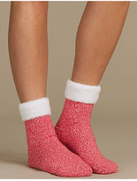 M&S Collection Ankle High Bed Socks