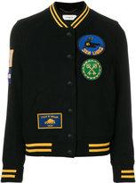 Coach varsity bomber jacket