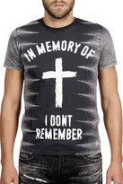 Cult of Individuality Short Sleeve In Memory Tee