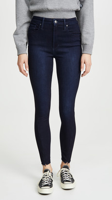 Joe's Jeans x We Wore What Danielle High Rise Skinny Zip