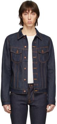 Nudie Jeans Indigo Billy Denim Jacket