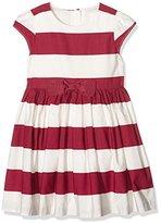 Pumpkin Patch Girl's Bold Stripe Dress