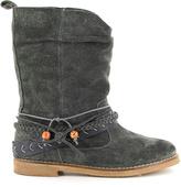 Coolway Black Arabis Suede Boot