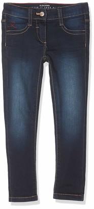 S'Oliver Junior Girl's 54.899.71.0470 Jeans