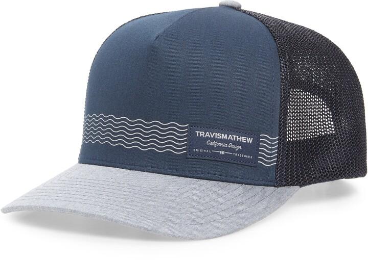 Travis Mathew Culebra Trucker Hat