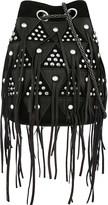 Jerome Dreyfuss Popye patchwork bucket bag