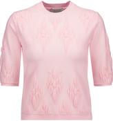Tanya Taylor Robin jacquard-knit sweater