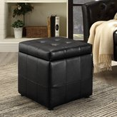 Zipcode Design Caroline Storage Cube Ottoman