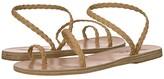 Ancient Greek Sandals Eleftheria (Natural/Natural Nappa) Women's Sandals