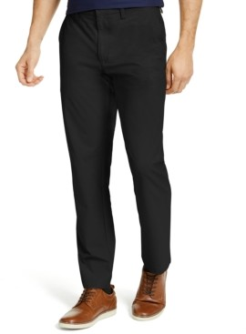 Club Room Men's Tech Pants, Created for Macy's