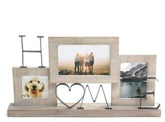 "Stratton Home Tabletop ""Home\"" Picture Collage Frame"