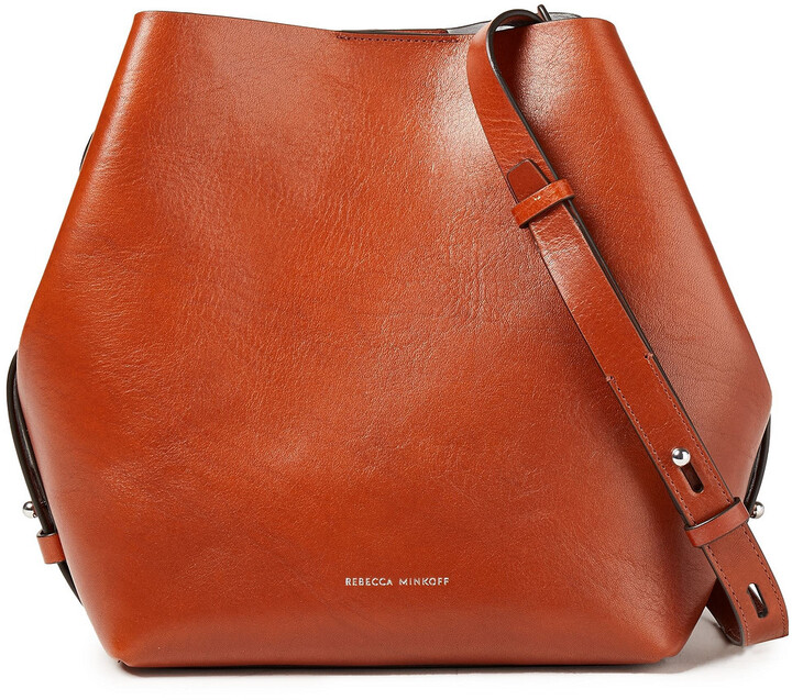 Thumbnail for your product : Rebecca Minkoff Leather Bucket Bag