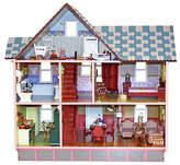 Melissa & Doug Victorian Dollhouse.