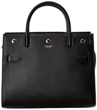 Burberry Small Leather Tote