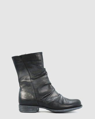 EOS Women's Black Ankle Boots - Winds - Size One Size, 39 at The Iconic