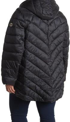 Bernardo Packable Quilted Jacket
