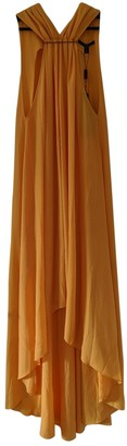 Aq/Aq Aqaq Orange Dress for Women