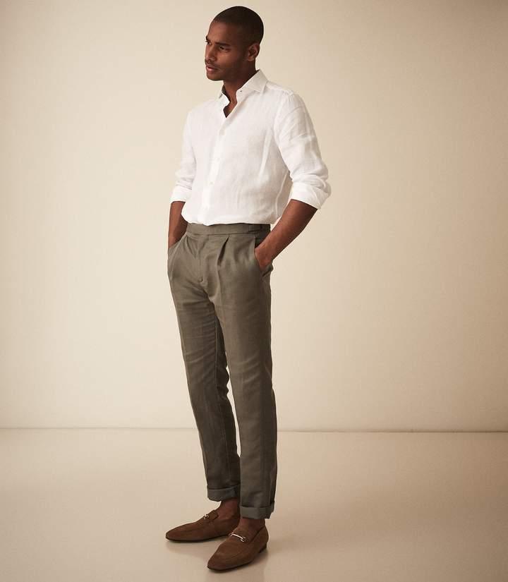 12197552629c Reiss Men's Pants - ShopStyle