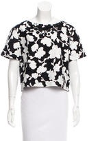 Kate Spade Embellished Crop Top w/ Tags