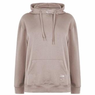 Karrimor . Womens X OM Fleece OTH Hoodie Pouch Pocket (Khaki 461 12)