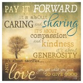 Thirstystone Pay It Forward Occasions Trivet