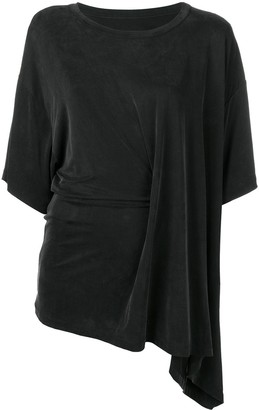 MM6 MAISON MARGIELA ruffled top