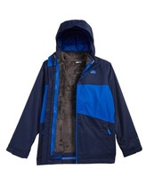 The North Face Boy's Chimborazo Triclimate 3-In-1 Jacket