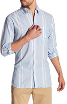 Gant R1 Windblown Madras Trim Fit Shirt