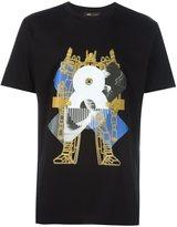 MCM logo print T-shirt - unisex - Cotton - L