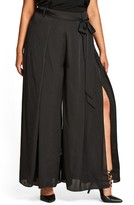 City Chic Plus Size Women's Wide Pants