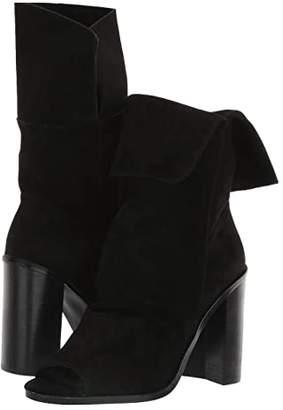 42 GOLD Ramada (Black Suede) Women's Shoes
