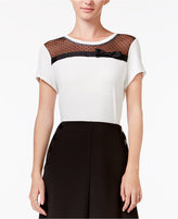Maison Jules Bow Illusion Top, Only at Macy's