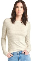 Gap Modern stripe long sleeve tee