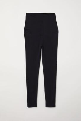 H&M MAMA Jersey leggings