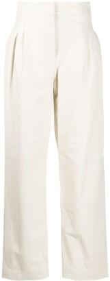 16Arlington High-Waisted Trousers