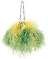 Jimmy Choo Callie feather tote