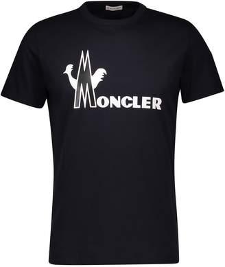 Moncler Maglia logo t-shirt