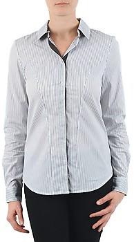 La City OCHEMBLEU women's Shirt in Grey