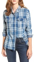 Blank NYC Women's Blanknyc You Oughta Know Plaid Shirt
