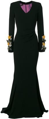 Talbot Runhof Posto1 dress