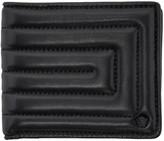 Versace Black Quilted Medusa Wallet