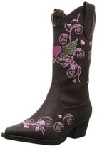 Roper Wings & Hearts Rockstars Boot (Toddler/Little Kid)