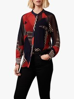 Phase Eight Clarice Print Blouse