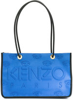 Kenzo logo embossed tote