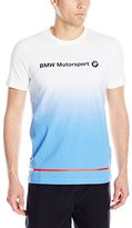 Puma Men's BMW MSP Logo Tee
