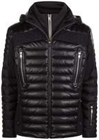 Bogner Leather Panelled Ski Jacket